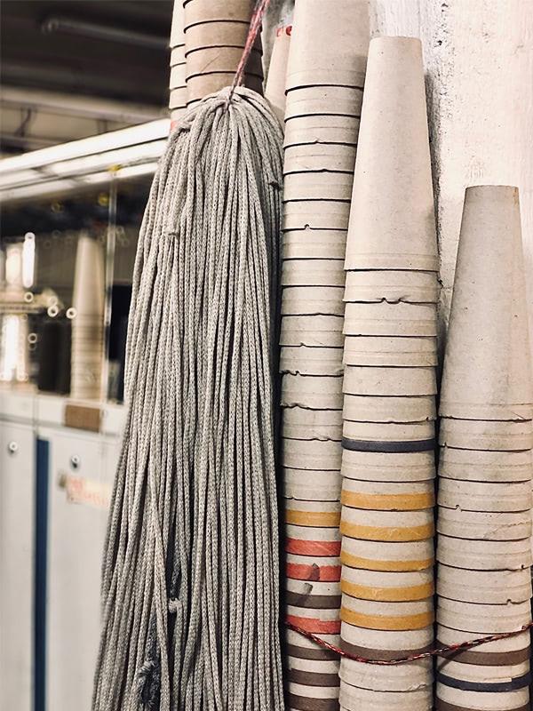 Fil pull en laine